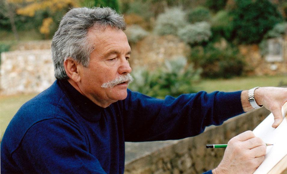 Claude SAUZET artiste peintre