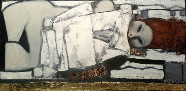 peinture contemporaine Andrey SMIRNOF