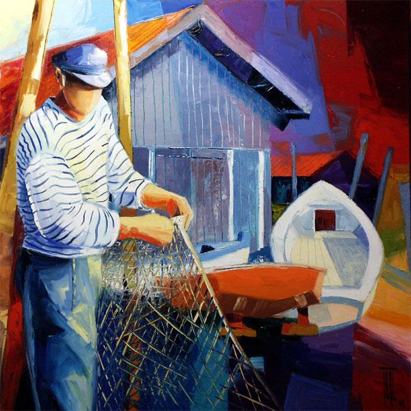 Peinture marine tual