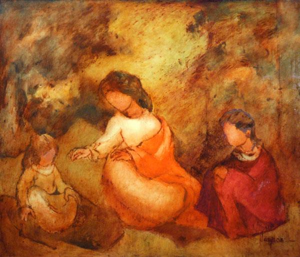 tableau mario vargas