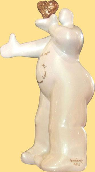 Sculpture résine dreano