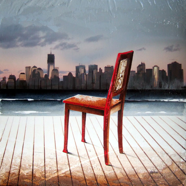 Galerie graal galeries d 39 art contemporain peinture - Chaise art contemporain ...
