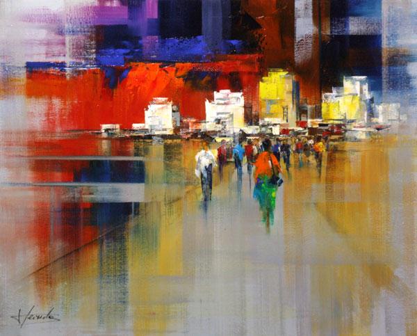 Favori artiste peintre : Josep TEIXIDO - Galerie d'art ME59