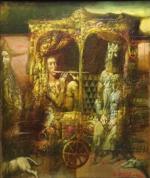Galerie Graal - Galeries d\'art contemporain - PEINTURE : ARMEN ...