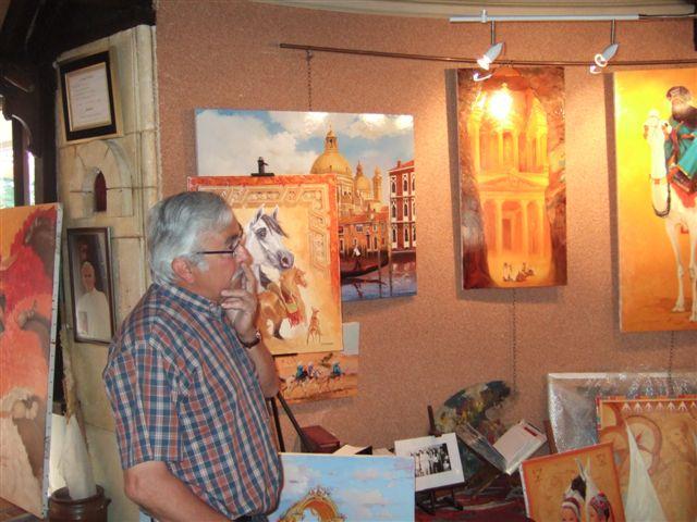 Artiste peintre georges corominas galerie d 39 art for Cotation akoun