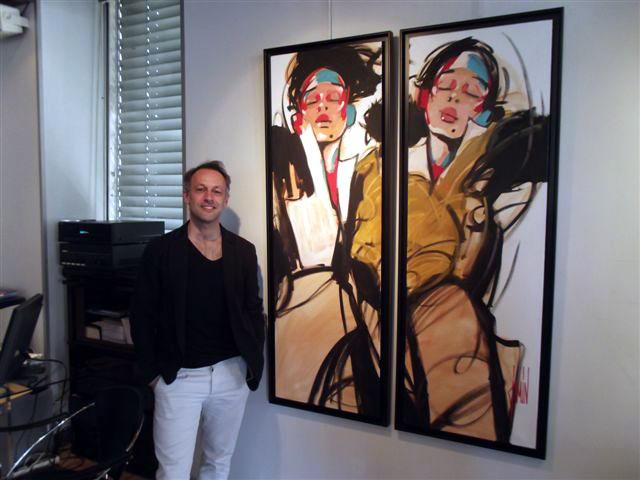 Exposition Fabiano Galerie d'art MOISSAC