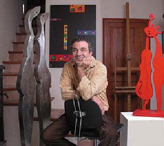 Charles STRATOS artiste