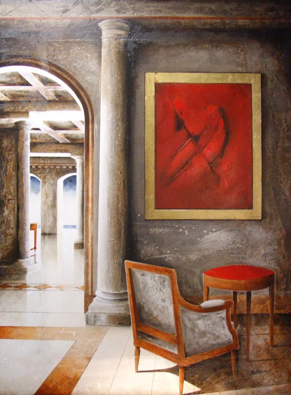 Fabiano artiste peintre tableau